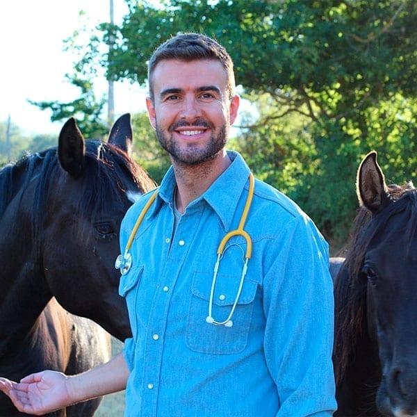 Veterinario de Animal Solución Luis Sousa